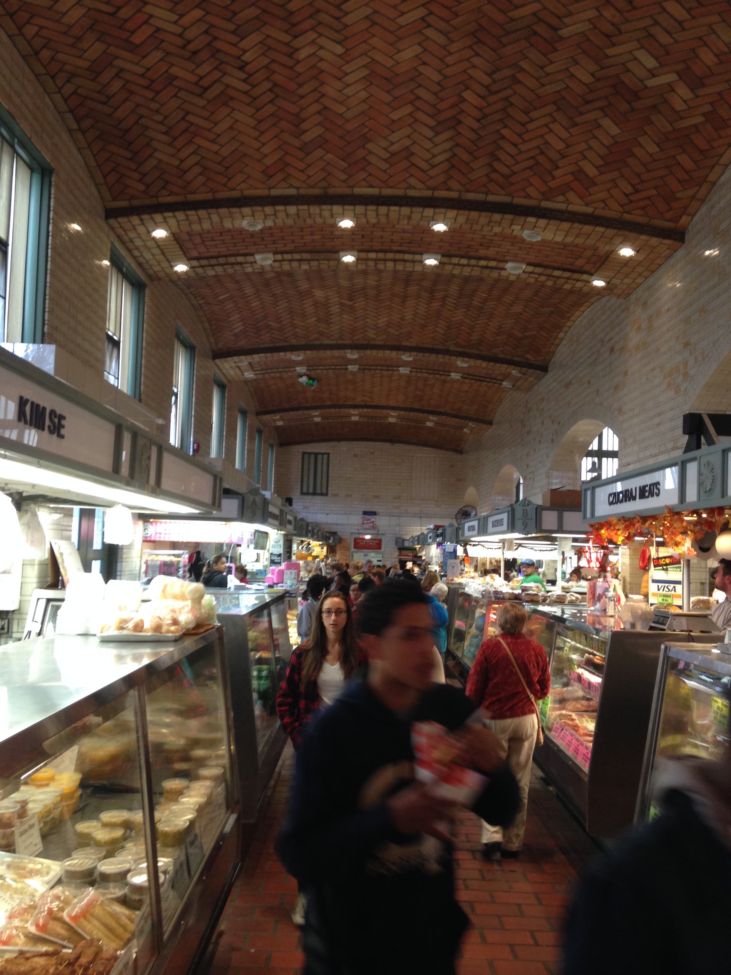 West Side Market 2