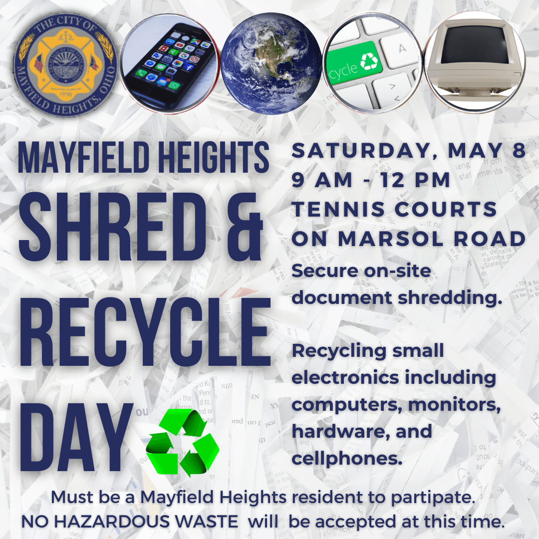 Shred & Recycle Day